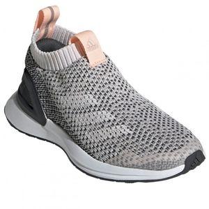 NWT ADIDAS RAPIDARUN Girls Shoes ATHLETIC Size 6.5